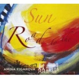 Amina Figarova / Road To The Sun (2枚組アナログレコード) 【LP】