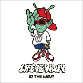 【送料無料】 JP THE WAVY / LIFE IS WAVY 【CD】