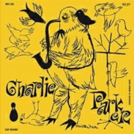 Charlie Parker チャーリーパーカー / Magnificent Charlie Parker (アナログレコード) 【LP】