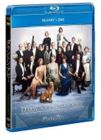 劇場版 ダウントン・アビー ブルーレイ+DVD 【BLU-RAY DISC】