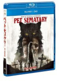 ペット・セメタリー(2019) ブルーレイ+DVD 【BLU-RAY DISC】