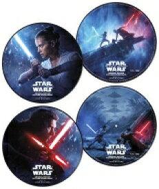 【送料無料】 スター・ウォーズ / スターウォーズ / スカイウォーカーの夜明け Star Wars: The Rise Of Skywalker オリジナルサウンドトラック (ピクチャーディスク仕様 / 2枚組 【LP】