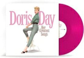 Doris Day ドリスデイ / Doris Day - Her Greatest Songs (ピンク・ヴァイナル仕様アナログレコード) 【LP】