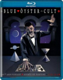 Blue Oyster Cult ブルーオイスターカルト / 40th Anniversary - Agents Of Fortune 【BLU-RAY DISC】