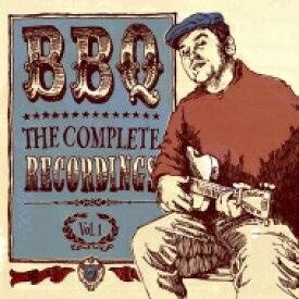 Bbq / Complete Recordings Vol. 1 (180g) 【LP】