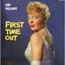 Ann Williams / First Time Out 【CD】