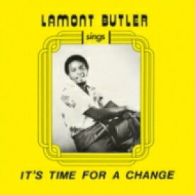Lamont Butler / It's Time For A Change 【LP】