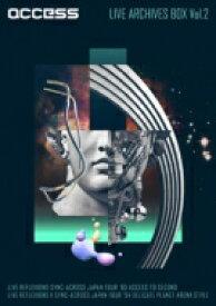 【送料無料】 access アクセス / LIVE ARCHIVES BOX Vol.2【完全生産限定盤】(Blu-ray) 【BLU-RAY DISC】