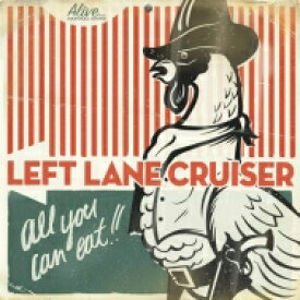 Left Lane Cruiser / All You Can Eat!! (Color Vinyl) 【12in】