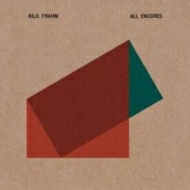 【送料無料】 Nils Frahm / All Encores (3枚組アナログレコード) 【LP】
