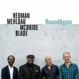 Joshua Redman / Brad Mehldau / Christian Mcbride / Brian Blade / Roundagain (アナログレコード) 【LP】