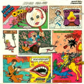 【送料無料】 David Bowie デヴィッドボウイ / Images 1966-1967 <MQA-CD/UHQCD>(紙ジャケット) 【Hi Quality CD】