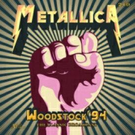【送料無料】 Metallica メタリカ / Woddstock '94 (2CD) 輸入盤 【CD】