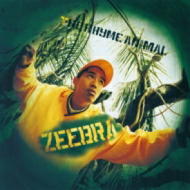 ZEEBRA ジブラ / THE RHYME ANIMAL (2枚組アナログレコード) 【LP】