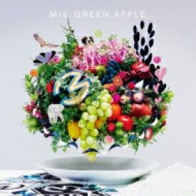 【送料無料】 Mrs. GREEN APPLE / 5 【初回限定盤】 【CD】