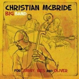 【送料無料】 Christian Mcbride クリスチャンマクブライド / For Jimmy, Wes And Oliver (2枚組アナログレコード) 【LP】