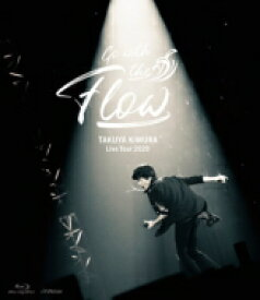 【送料無料】 木村拓哉 / TAKUYA KIMURA Live Tour 2020 Go with the Flow (Blu-ray) 【BLU-RAY DISC】
