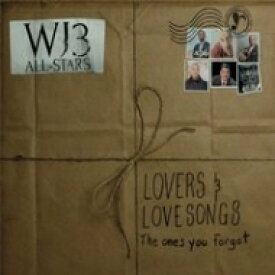 【送料無料】 Wj3 All-stars / Lovers And Love Songs: The Ones You Forgo (アナログレコード+CD) 【LP】