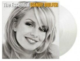【送料無料】 Candy Dulfer キャンディダルファー / Essential (カラーヴァイナル仕様 / 2枚組 / 180グラム重量盤レコード / Music On Vinyl) 【LP】