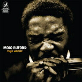 【送料無料】 Mojo Buford / Mojo Workin' 輸入盤 【CD】