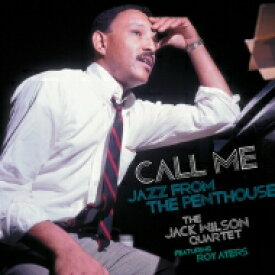 Jack Wilson / Roy Ayers / Call Me: Jazz From The Penthouse (ブルー・ヴァイナル仕様 / 2枚組 / アナログレコード) 【LP】