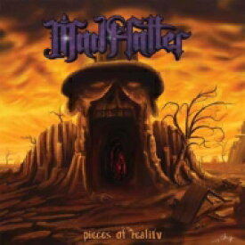 Mad Hatter (Metal) / Pieces Of Reality 輸入盤 【CD】