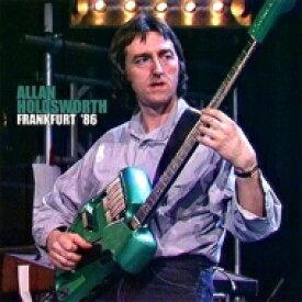 【送料無料】 Allan Holdsworth アランホールズワース / Frankfurt '86 (+DVD) 輸入盤 【CD】