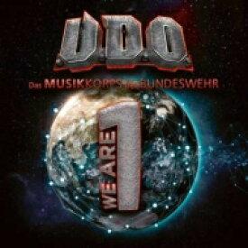 【送料無料】 U.D.O. ユーディーオー / We Are One 輸入盤 【CD】
