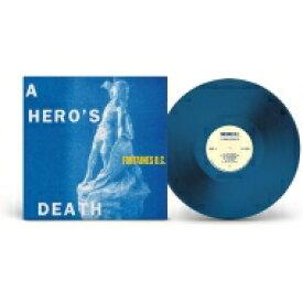 【送料無料】 Fontaines D.C. / Hero's Death (カラーヴァイナル仕様 / アナログレコード) 【LP】