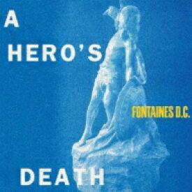 【送料無料】 Fontaines D.C. / A Hero's Death 【CD】