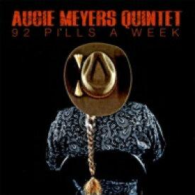 【送料無料】 Augie Meyers / 92 PILLS A WEEK 輸入盤 【CD】
