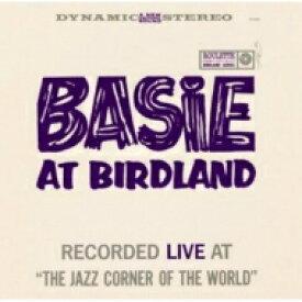 【送料無料】 Count Basie カウントベイシー / Basie At Birdland (2枚組 / 180グラム重量盤レコード / Pure Pleasure) 【LP】