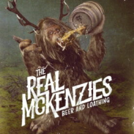 Real Mckenzies / Beer And Loathing 輸入盤 【CD】