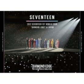 【送料無料】 SEVENTEEN / 2017 SEVENTEEN 1ST WORLD TOUR 'DIAMOND EDGE' in JAPAN (2DVD+PHOTO BOOK)【Loppi・HMV限定盤】 【DVD】