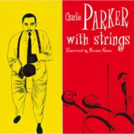Charlie Parker チャーリーパーカー / With Strings (カラーヴァイナル仕様 / 180グラム重量盤レコード) 【LP】