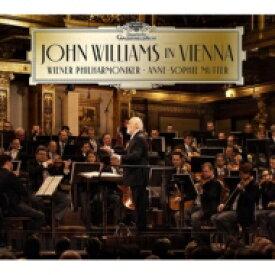 【送料無料】 John Williams ジョンウィリアムズ / ジョン・ウィリアムズ&ウィーン・フィル、ムター/ライヴ・イン・ウィーン (2枚組アナログレコード) 【LP】