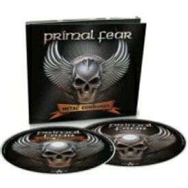 【送料無料】 Primal Fear プライマルフェアー / Metal Commando: Limited 2cd Digipack + Signed Photocard 輸入盤 【CD】