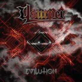 【送料無料】 Usurper / Evilution 輸入盤 【CD】