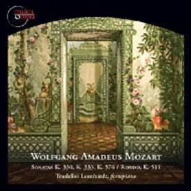 Mozart モーツァルト / Piano Sonata, 10, 13, 18, : T.leonhardt(Fp) +rondo K, 511, 輸入盤 【CD】