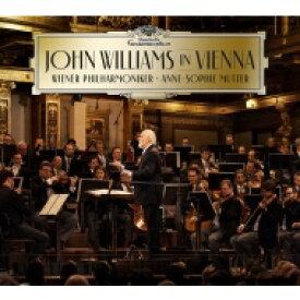 【送料無料】 John Williams ジョンウィリアムズ / ジョン・ウィリアムズ&ウィーン・フィル、ムター/ライヴ・イン・ウィーン(MQA / UHQCD+Blu-ray) 【Hi Quality CD】