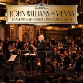【送料無料】 John Williams ジョンウィリアムズ / ジョン・ウィリアムズ&ウィーン・フィル、ムター/ライヴ・イン・ウィーン(MQA / UHQCD) 【Hi Quality CD】