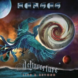 Kansas カンサス / Leftoverture Live & Beyond 輸入盤 【CD】