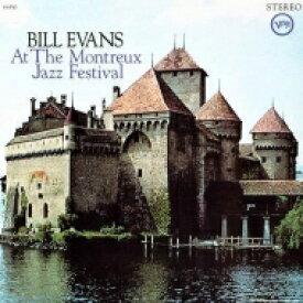 【送料無料】 Bill Evans (Piano) ビルエバンス / At The Montreux Jazz Festival (45回転 / 2枚組 / 200グラム重量盤レコード / Analogue Productions) 【LP】