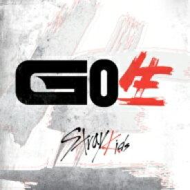 Stray Kids / 1st Album: GO生 <通常盤> (ランダムカバー・バージョン) 【CD】