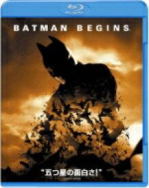 【グッズ付き】バットマン ビギンズ <DC COMICS LED ライトキーホルダー(ブラック)付き> 【BLU-RAY DISC】