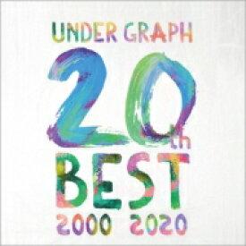 【送料無料】 Under Graph アンダーグラフ / UNDER GRAPH 20th BEST 2000-2020【限定盤】 【CD】