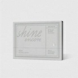 【送料無料】 キム・ソンギュ (INFINITE) / KIM SUNG KYU SOLO CONCERT: shine encore 【DVD】