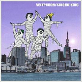 【送料無料】 VELTPUNCH ベルトパンチ / Suicide King 【CD】