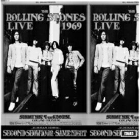 Rolling Stones ローリングストーンズ / Live At The Oakland Coliseum 1969(アナログレコード) 【LP】