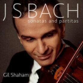 【送料無料】 Bach, Johann Sebastian バッハ / 無伴奏ヴァイオリンのためのソナタとパルティータ全曲 ギル・シャハム(2CD)(日本語解説付) 【CD】
